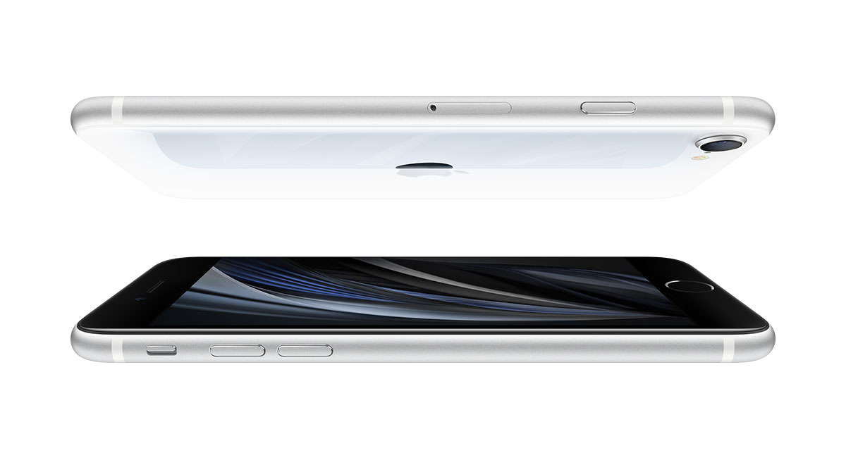 Compact design with 4-inch Retina display. An A9 chip with 64-bit desktop-class architecture. Touch ID. Long battery life.1 LTE.2 Fast Wi-Fi. And iOS 9 and thousands of apps for business. iPhone will transform the way you work.