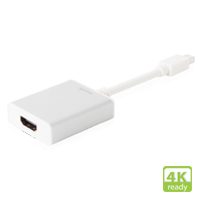 Mini DisplayPort to HDMI Adapter (4K)
