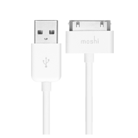 USB Cable with 30-pin connector